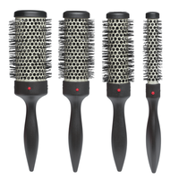 Thermo Ceramic Hot Curling Radial Brush