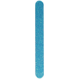 Turquoise Glitter Trendy Nail File
