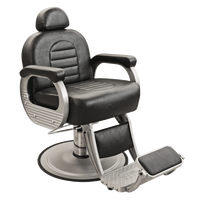 Bristol Barber Chair with Solver Arms