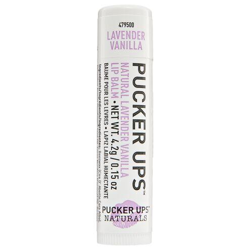 Natural Lavender Vanilla Lip Balm