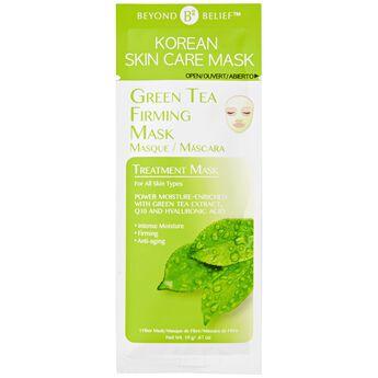 Korean Skin Care Mask Green Tea Essence