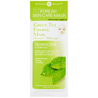 Korean Skin Care  Green Tea Essence Mask
