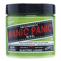 Electric Lizard Semi Permanent Cream Hair Color