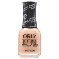 Breathable Nourishing Nude Nail Lacquer