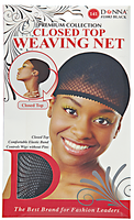 Black Closed Top Weaving Net