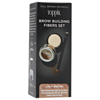 Light Brown Brow Building Fiber Set