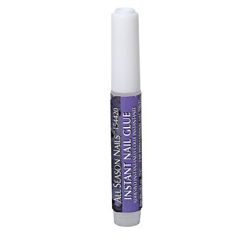 Instant Clear Nail Glue
