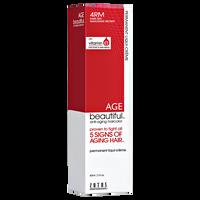 4RM Dark Red Mahogany Brown Permanent Liqui-Creme Hair Color
