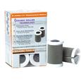 Porcelain Series Jumbo Rollers 6 Pack