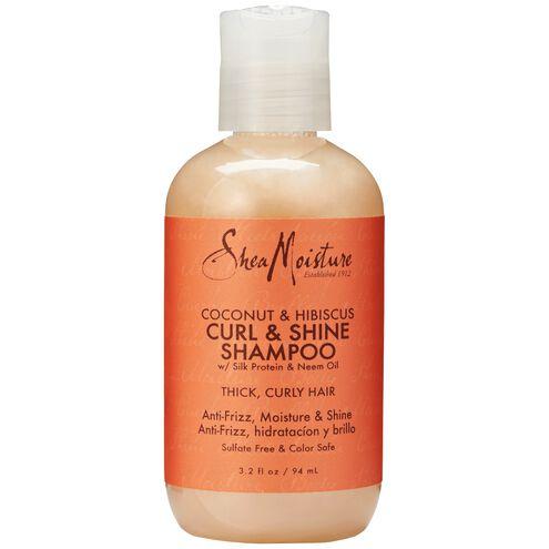 Curl & Shine Travel Shampoo