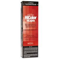HiColor Red HiLights Magenta Permanent Creme Hair Color