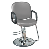Pibbs Chameleon Gray Styling Chair