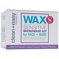 Face & Body Sensitive Microwave Kit