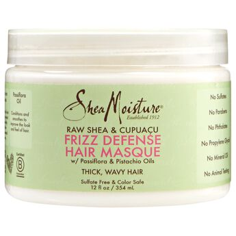 Frizz Defense Masque