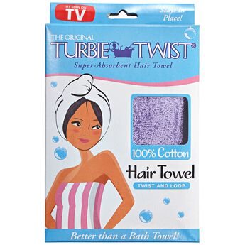 The Original Turbie Twist