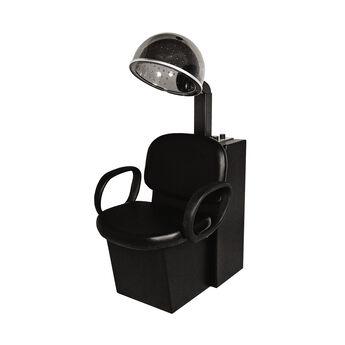 Contour Dryer Chair Black
