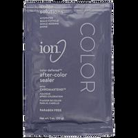 Color Defense After Color Sealer