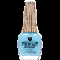 Bamboo Brights Blue Hue Bamboo Nail Color