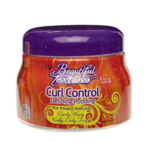Curl Control Defining Pudding
