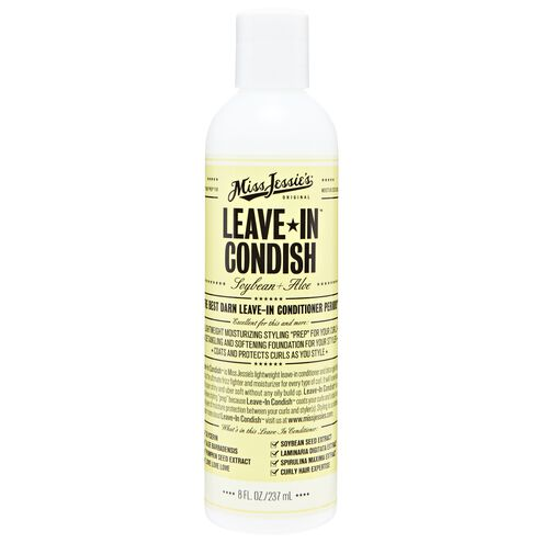 Leave In Conditioner & Detangler