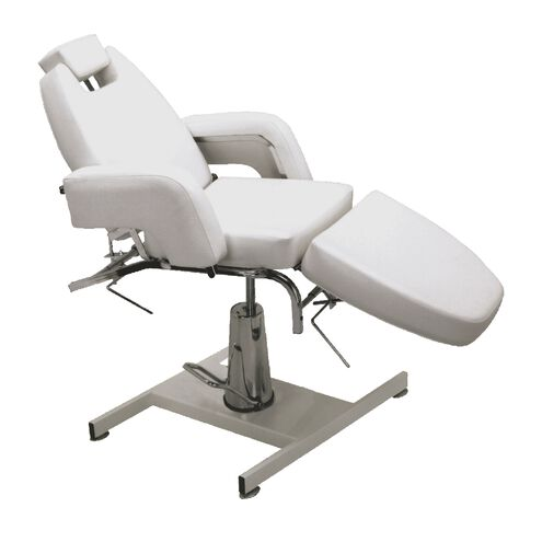 Deluxe Facial Chair with Hydraulic Base
