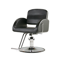 Ashley All Purpose Chair Chair with Chrome Base