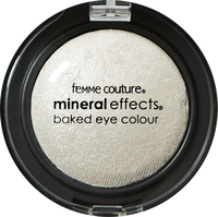 Mineral Effects Baked Eye Shadow Pure Platinum