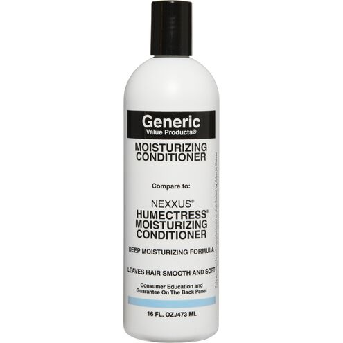 Moisturizing Conditioner Compare to Nexxus Humectress Moisturizing Conditioner