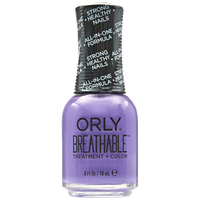 Breathable Feeling Free Nail Lacquer
