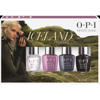 Infinite Shine Iceland Collection Mini 4 Pack