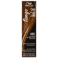 4BC Iced Brown Permanent Masque Hair Color