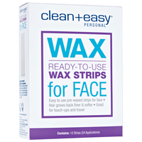 Facial Wax Strips