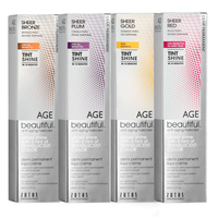 Tint Shine Anti-Aging Demi Permanent Hair Color