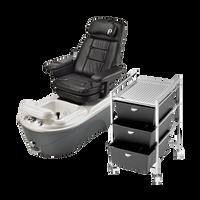 PS94 Anzio Pedicure Spa with FREE Pedi Cart