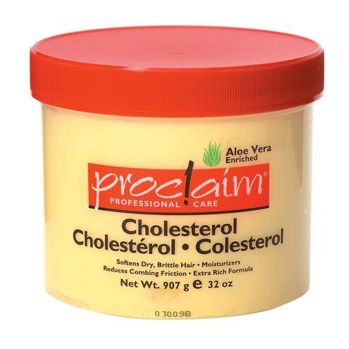 Cream Cholesterol