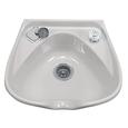 #30 Fiberglass Shampoo Bowl
