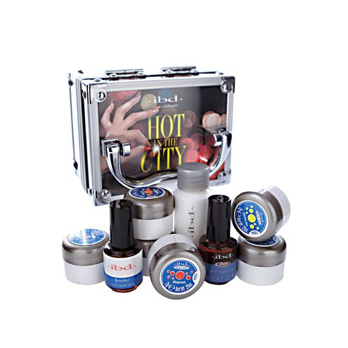 Hot In The City Collection Soak Off Gel Kit