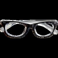 Black Pearlized 1.75 Reading Glasses