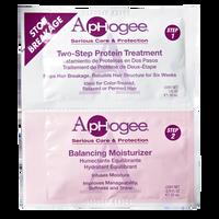 Two Step Protein Treatment & Balanced Moisturizer
