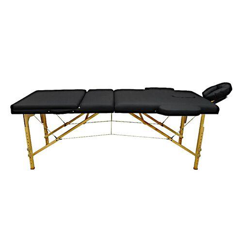 TD3333MT Massage Table Black