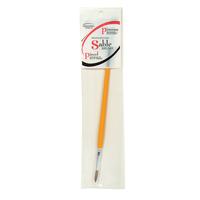 Round #6 Sable Nail Brush
