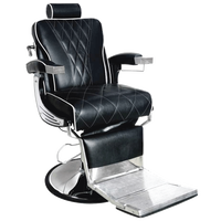 Barburys Black Barber Chair