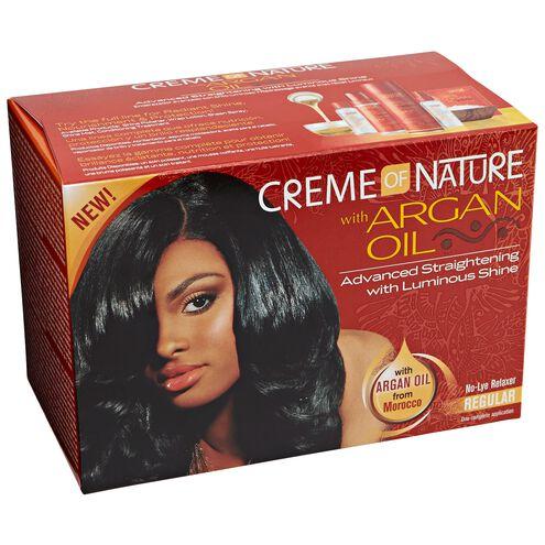Argan Oil Creme Of Nature Relaxer