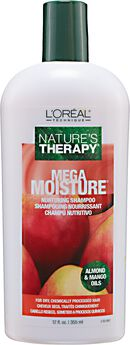 Mega Moisture Nurturing Shampoo