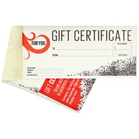 Salon Gift Certificates