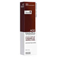 5G Medium Golden Brown Permanent Liqui-Creme Hair Color