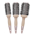 3-in-1 Square Thermal Round Brush