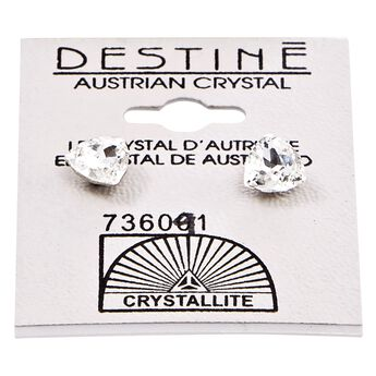 Destine Trillian Crystal Earrings
