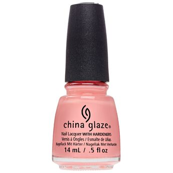 Pinking Out The Window Nail Lacquer