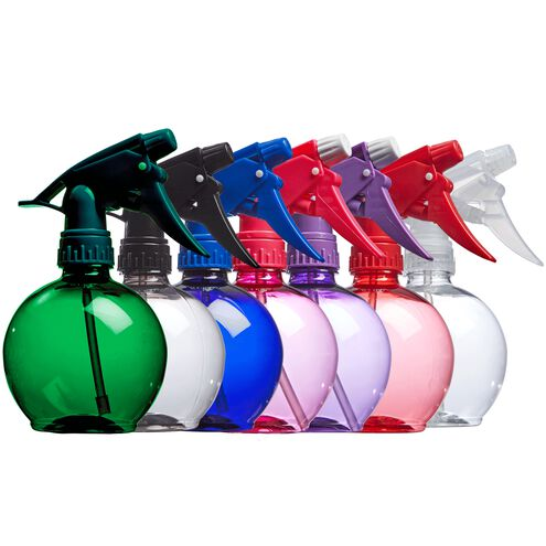 Round Spray Bottle